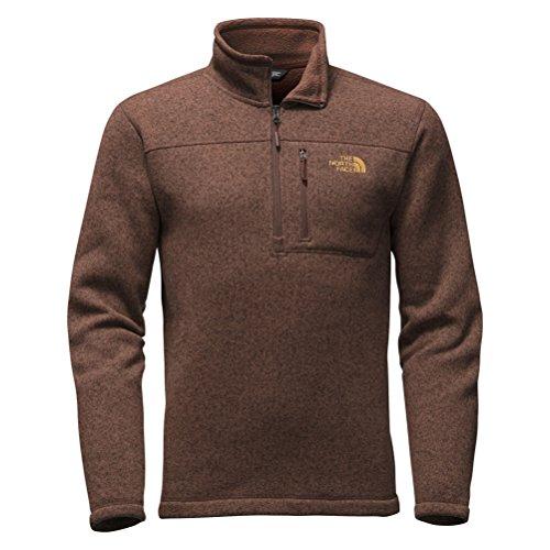 1/4 Zip Fleece Sweater - 7
