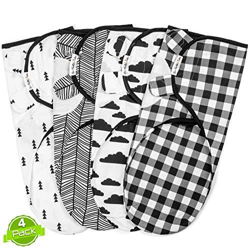 Adjustable Swaddling Blankets BaeBae Goods product image