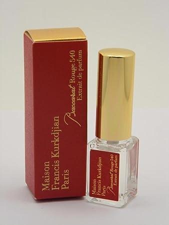 Amazoncom Kurkdjian Baccarat Rouge 540 Extrait Parfum 5ml 017
