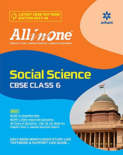 Download Arihant All in One CBSE Social Science Class 6th pdf epub