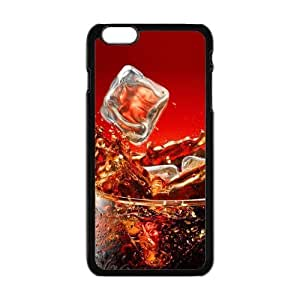 DaojieTM Generic Coffee the Earth Custom Phone Case for Iphone 6 4.7 Inch Plastic