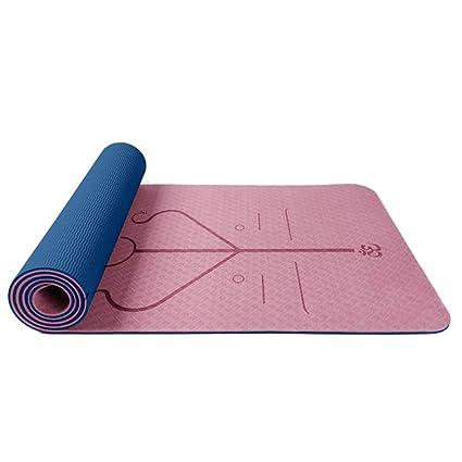 Estera para ejercicios de yoga, amigable con el medio ...
