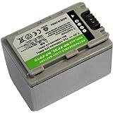 PowerSmart\xae 7.20V 1500mAh Li-ion Battery for SONY NP-FP30, NP-FP50, NP-FP60, NP-FP70, NP-FP71
