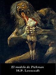 El modelo de Pickman: Edición bilingüe (Spanish Edition)