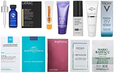 Luxury Skin Care Sample Box