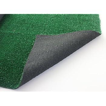 BEAULIEU 12'x9' LAWN GREEN INDOOR/OUTDOOR ARTIFICIAL TURF GRASS CARPET RUG WITH
