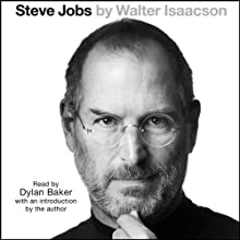 Steve Jobs Audiobook by Walter Isaacson Narrated by Dylan Baker