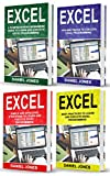 #7: Excel: 4 Books in 1- Bible of 4 Manuscripts in 1-Beginner's Guide+ Tips and Tricks+ Simple and Effective strategies+ Best Practices to learn Excel programming Efficiently