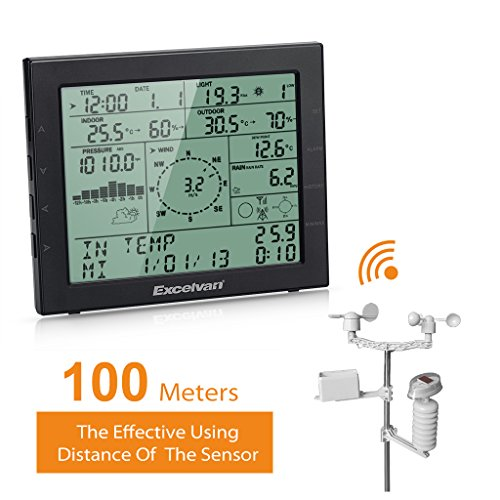 excelvan weather station instructions