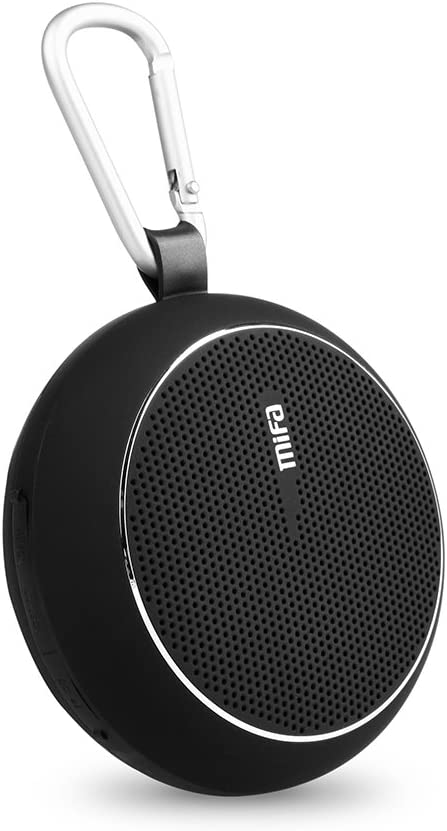 Mifa 203001 - Altavoz portátil con Bluetooth, F1 SD, Color Negro