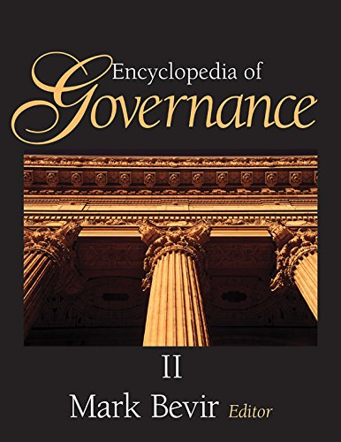 Download Encyclopedia of Governance Pdf