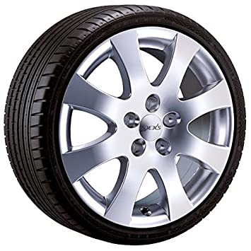 De aluminio - Rueda para invierno Speeds 01SP en 15 pulgadas con 195/65 R 15 Continental 91 T Invierno Contact ts850 para Volvo S40 Tipo M: Amazon.es: Coche ...