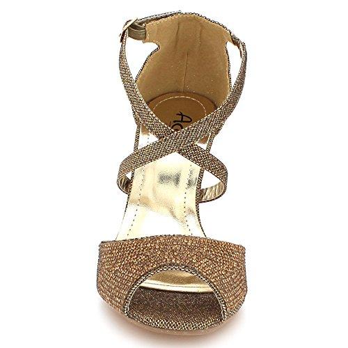 Soir Mariage F Diamante Femmes Cristal Dames Brillant qcWwTwBy4