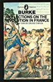 Reflections on the Revolution in France, Edmund Burke, 0140400036
