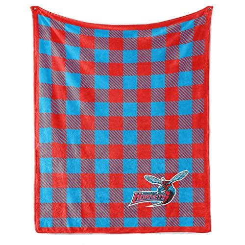 Official NCAA Delaware State Hornets - Fleece Blanket - 30X40 ()