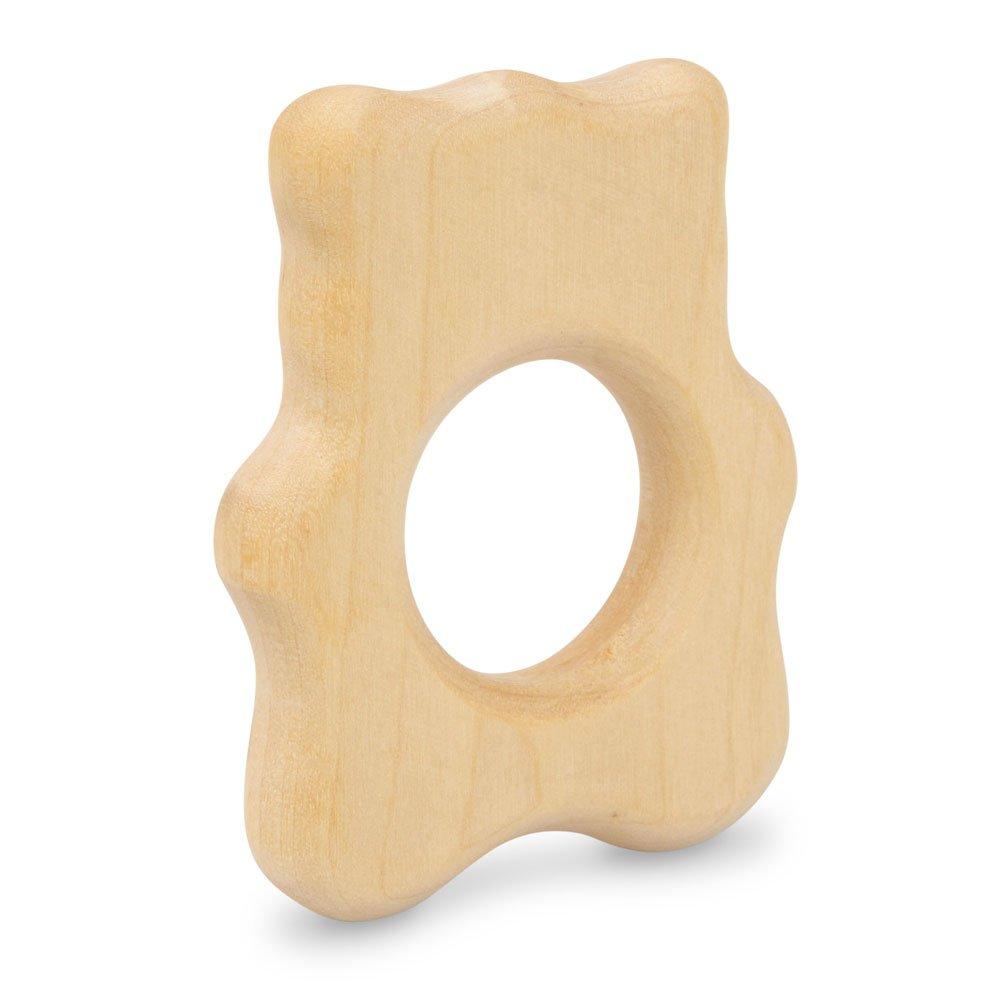 B/ärchen GR/ÜNSPECHT Naturprodukte 570-V4 Holzgreifling 45 g beige