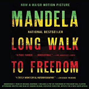 Long Walk to Freedom | Livre audio