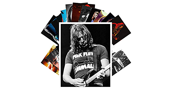 DAVID GILMOUR /& SYD BARRET PINK FLOYD Posters CC1325 Postcards Pack 24 cards