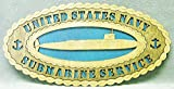 U.S.Navy Submarine Service Wall Plaque