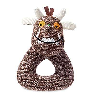 Aurora World 60828 BBC The Gruffalo Baby Ring Rattle 5.5In: Toys & Games