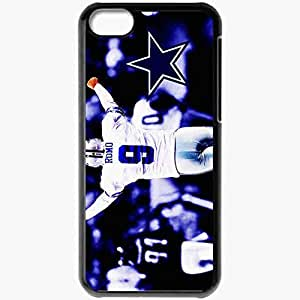 Personalized iPhone 5C Cell phone Case/Cover Skin 787 dallas cowboys Black