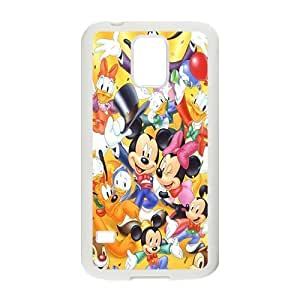 SVF Disney Cartoon Character Case Cover For samsung galaxy S5 Case Kimberly Kurzendoerfer