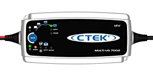 CTEK (56-353 MULTI US 7002 12-Volt Battery Charger