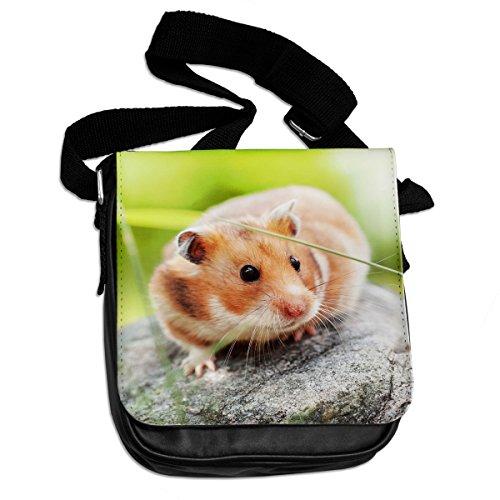 Cute Hamster Animali Borsa a tracolla 096