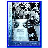 1991-92 Upper Deck Award Winner Holograms #AW2 Ed Belfour CHICAGO BLACKHAWKS Goalie William Jennings