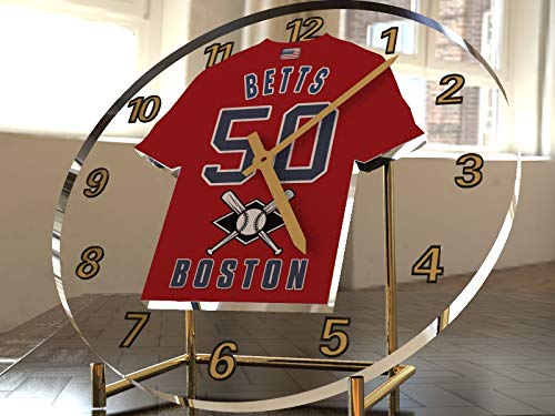 Boston Red Sox Desk Clocks Bostoncompare Com