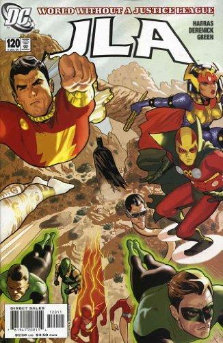 JLA #120 VF/NM ; DC comic book -