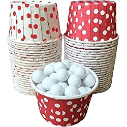 Outside the Box Papers Polka Dot, 48 Pack