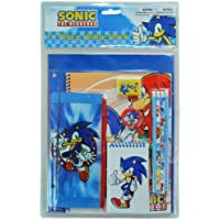 Sonic the Hedgehog 11pc Value Pack Stationary Set