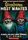 Planet of the Lawn Gnomes, R. L. Stine, 0606267611