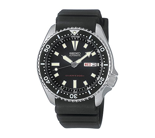 Seiko-Mens-Black-Dial-Automatic-Divers-Watch