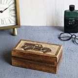 Best Happy Hours Engraved Cases Gifts For Mothers - Handmade Jewelry Boxes Decorative Chests Organizers Keepsake Storage Review