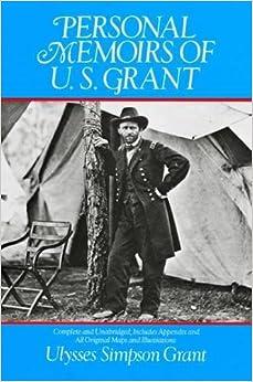 Book Personal Memoirs of U. S. Grant (Civil War)