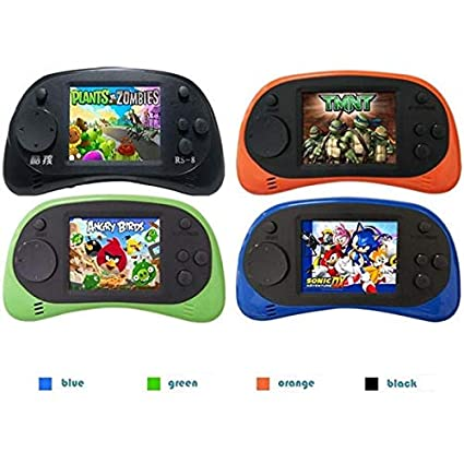 Handheld Game Console Rs 8 Game Player Rs 8 8bit 25inch Screen