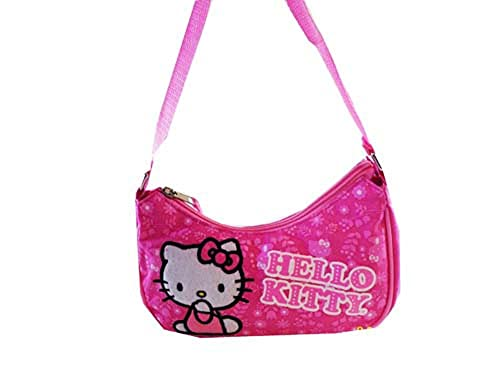 e9bfe57dcf Image Unavailable. Image not available for. Color  SANRIO Hello Kitty Purse  - Pink Hello Kitty Shoulder Bag