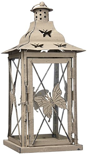 Butterfly Lantern (Hanging Butterfly Candle Lantern/Table Centerpiece)