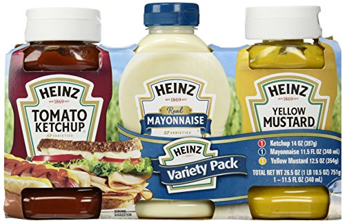 Review Heinz Picnic Pack with