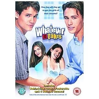 Whatever It Takes [Reino Unido] [DVD]: Amazon.es: Shane West ...