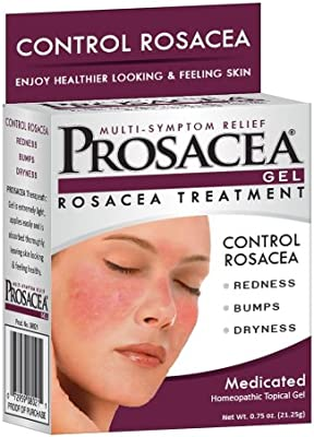 Amazon Com Prosacea Rosacea Treatment Gel 0 75 Ounce Tubes Pack