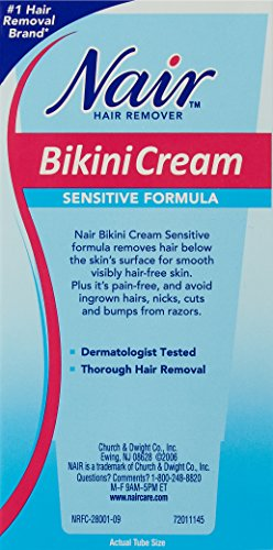 Buy the best bikini hair removal cream
