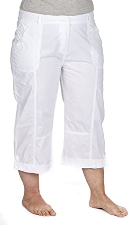 TROUSERS - 3/4-length trousers White*