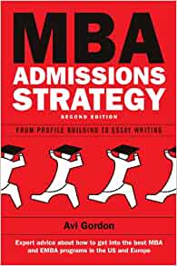 Essay writing for mba admission