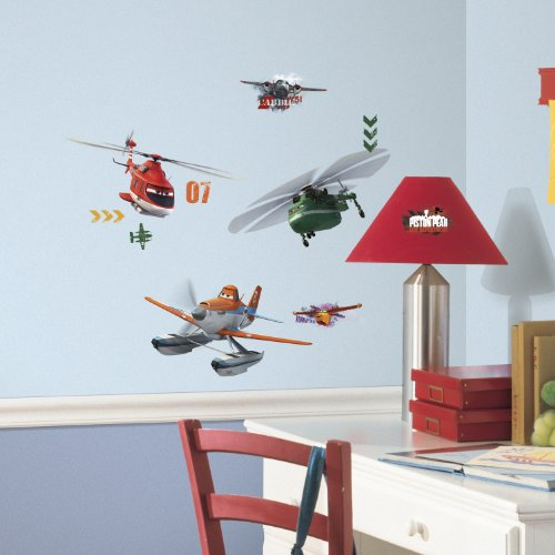 RoomMates RMK2520SCS Wall Decal, Multicolor ()
