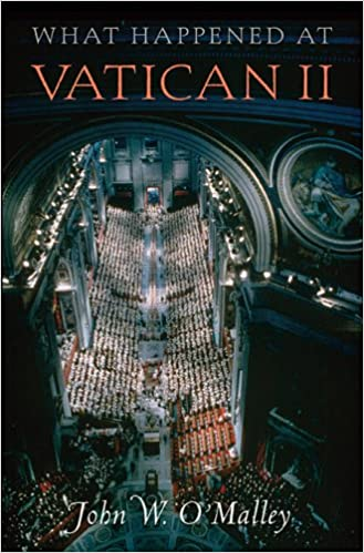 Book What Happened at Vatican II