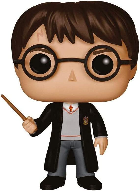 Funko - Pop! Vinilo Colección Harry Potter - Figura Harry Potter (5858)
