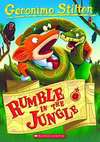Rumble In The Jungle (Turtleback School & Library Binding Edition) (Geronimo Stilton)